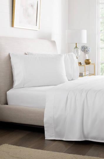 Sheridan - Super Soft Tencel® Sheet Sets / Extra Pillowcase Sets - White