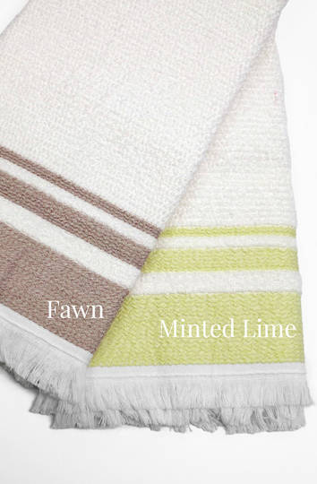 Baksana - Terry Hand Towel Set