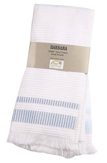 Baksana - Waffle Hand Towel Set
