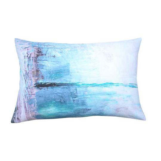MM Linen - Abstract Cushion - ON SALE