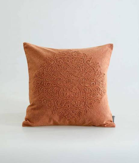 MM Linen - Auro Cushion - Clay