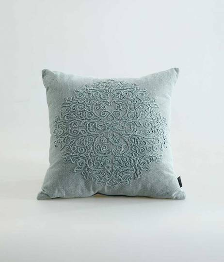 MM Linen - Auro Cushion - Laurel