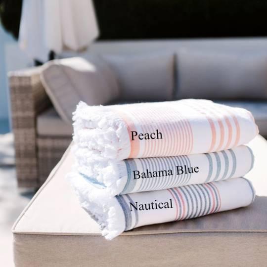 Baksana - Bahama Peshtemals - Towels