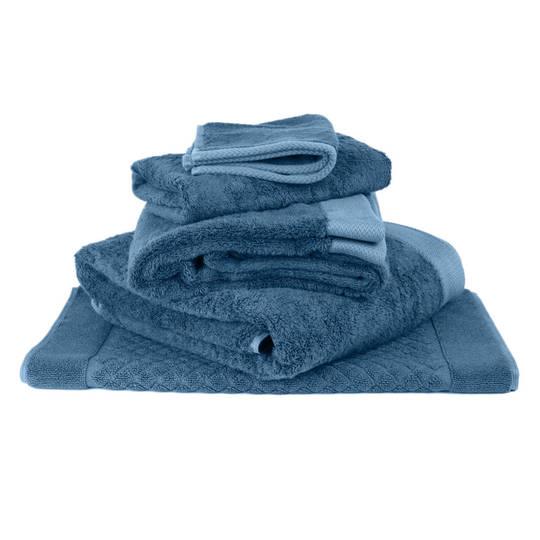 Baksana - Bamboo Towels - Bluestone