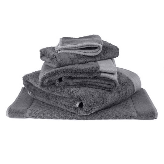 Baksana - Bamboo Towels - Charcoal
