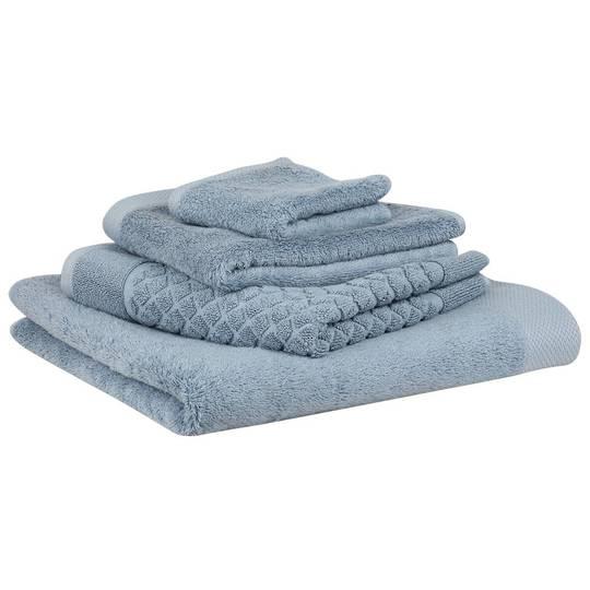 Baksana - Bamboo Towels - Iceland Blue