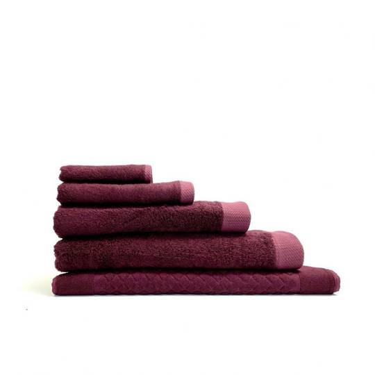 Baksana - Bamboo Towels - Maroon