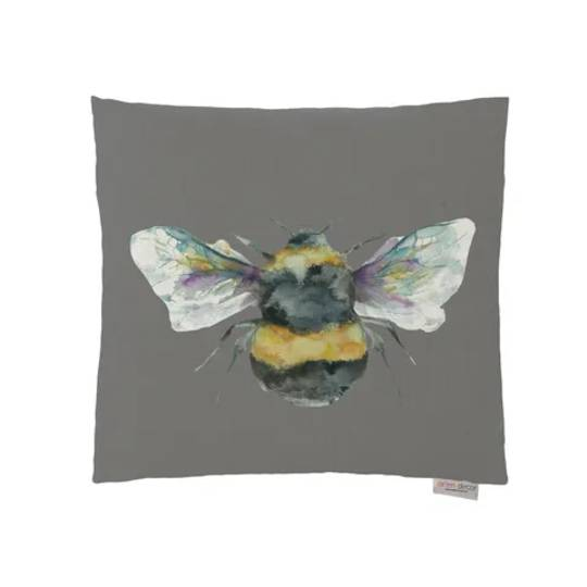 Importico - Voyage Maison - Bee Cushions - Slate, Duckegg