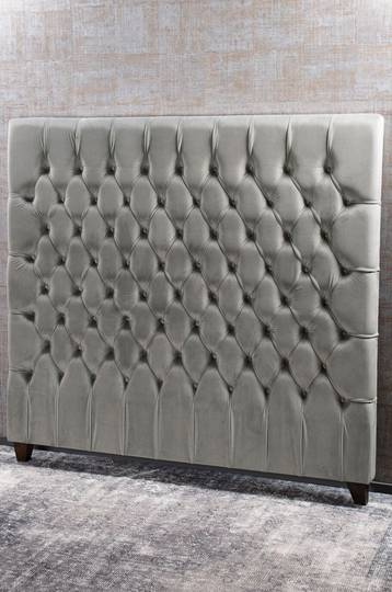 Bianca Lorenne - Bettino Headboard -  Fog