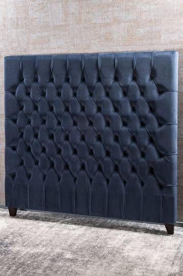 Bianca Lorenne - Bettino Headboard - Indigo