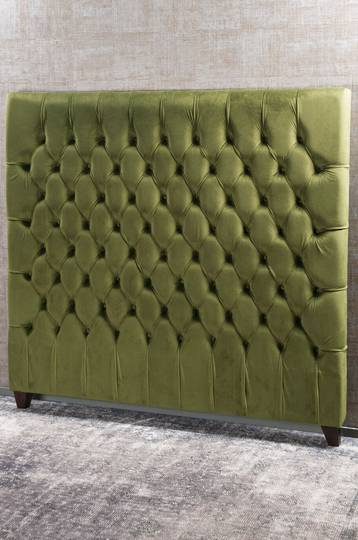 Bianca Lorenne - Bettino Headboard - Olive