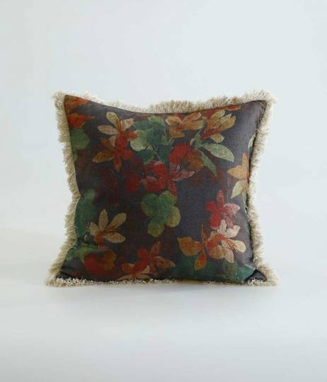 MM Linen - Bordeaux Cushion