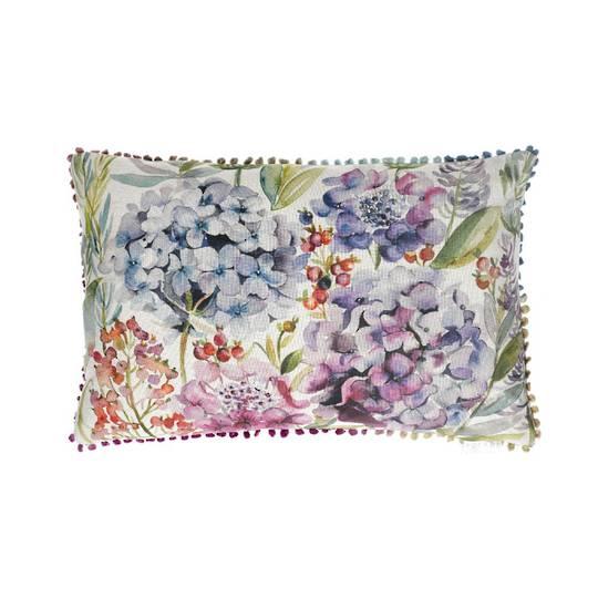 Voyage Maison - Hydrangea Linen Cushion