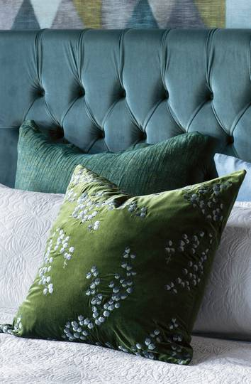 Bianca Lorenne - Chaya - Cushion - Green