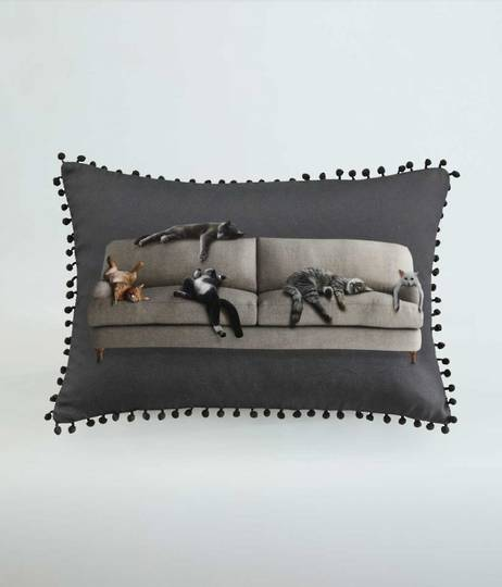 MM Linen - Couch Cushion
