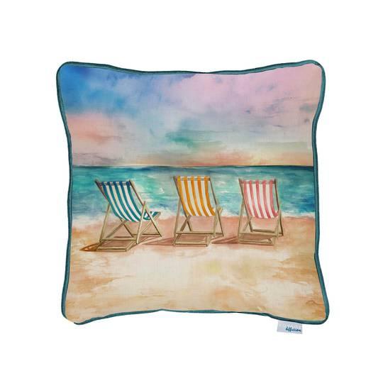 Importico -Voyage Maison - Deck Chair Sunrise Cushion