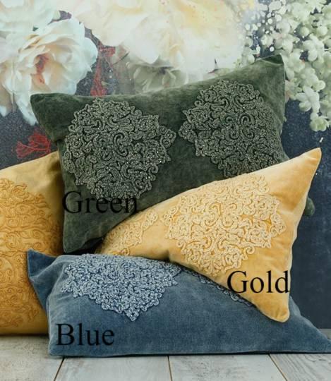 MM Linen - Emblem Cushions