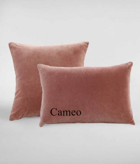 MM Linen - Encore Cushions - Cameo