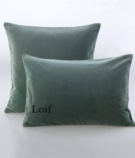 MM Linen - Encore Cushions - Leaf