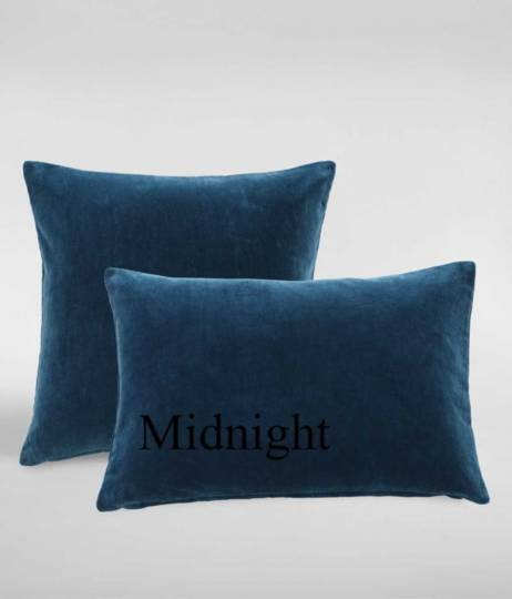 MM Linen - Encore Cushions - Midnight