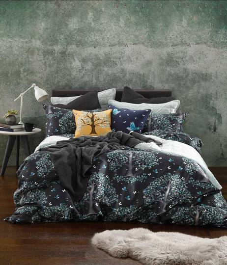 MM Linen - Flourish Duvet Set