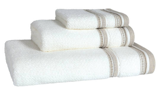 Importico - Devilla - Granada Natural Towels