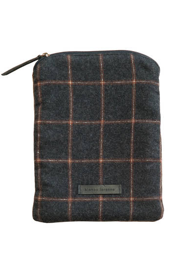 Bianca Lorenne - Tablet Cover - Graphite Check