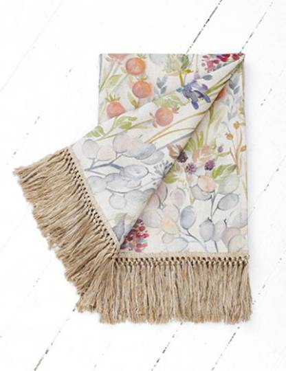 Importico - Voyage Maison Hedgerow  Linen Throw