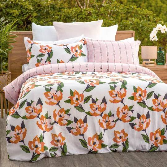 Baksana - Hibiscus Duvet Cover Set