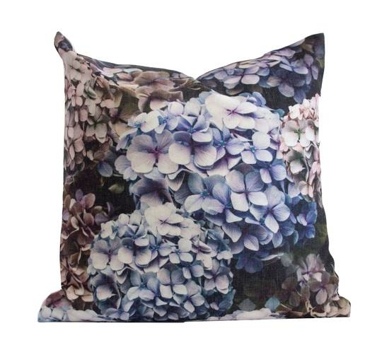 Just South West - Hydrangea Cushion Cover