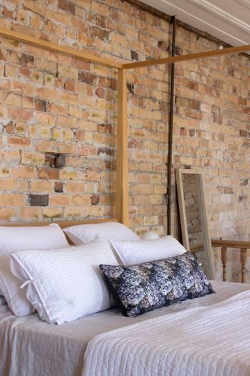 Just South West - Hydrangea Bolster Cushion