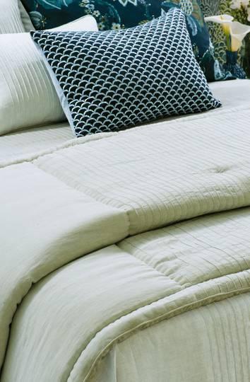 Bianca Lorenne - Kaiyu - Comforter/Pillowcase/ Eurocase /Cushion - Seafoam