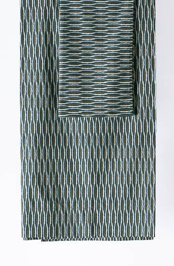 Bianca Lorenne - Kumo - Sheet Set / Pillowcases - Blue