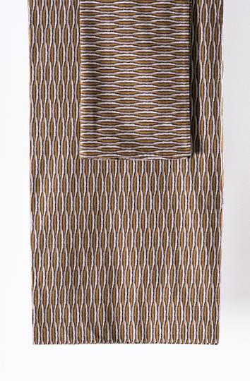 Bianca Lorenne - Kumo - Sheet Set / Pillowcases - Rose Gold