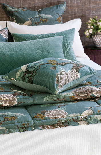 Bianca Lorenne - Kuren Comforter / Pillowcase/Eurocase/Cushion - Ocean