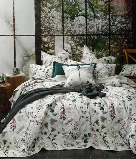 MM Linen - Lula Bedspread Set/Eurocases/Cushion