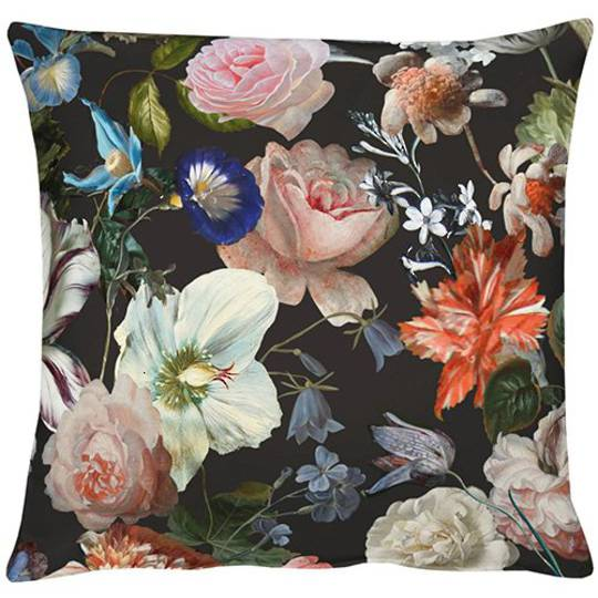 Importico - Apelt - Merian Black Cushion