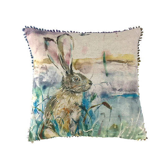 Voyage Maison - Morning Hare Cushion
