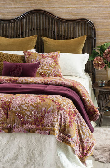 Bianca Lorenne - Nativo Bedspread / Pillowcase/Eurocase