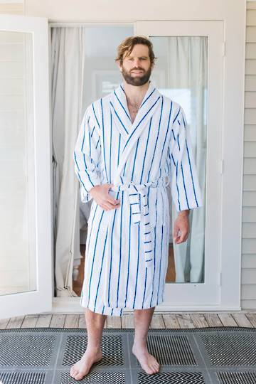 Baksana - Men's Newport Robe