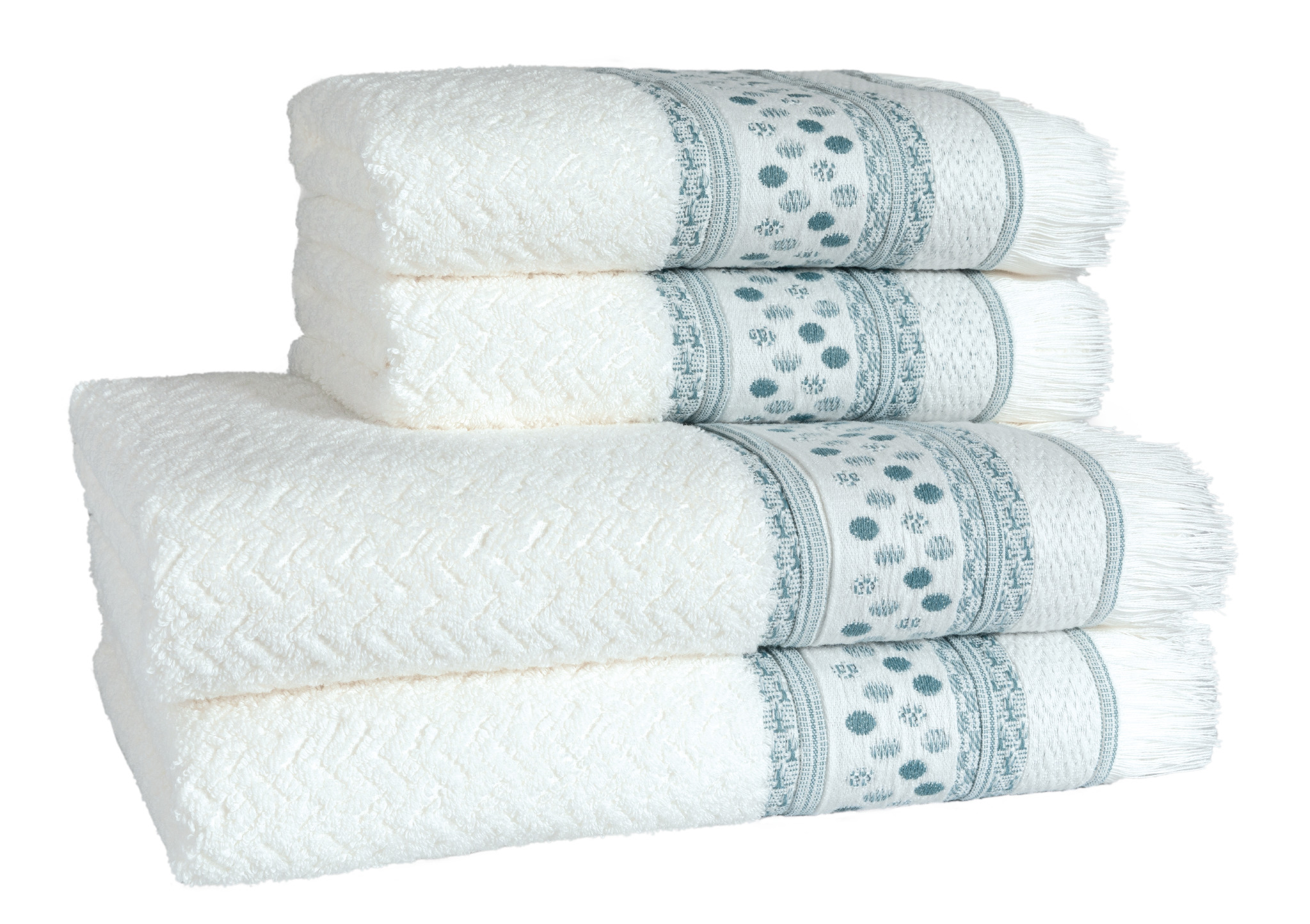 Importico - Devilla - Novo Ponto Blue Towels
