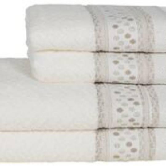 Importico - Devilla - Novo Ponto Natural Towels