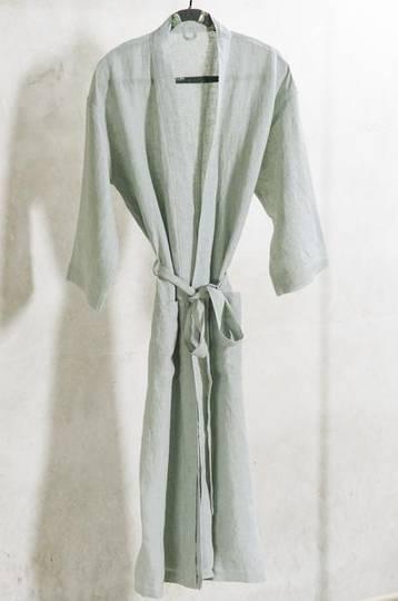 Bianca Lorenne - Rabat Pale Ocean Housecoat