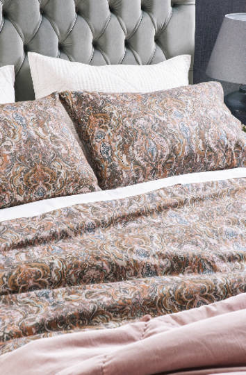 Bianca Lorenne - Riad Sunset Duvet Cover Set /Pillowcase /Eurocase