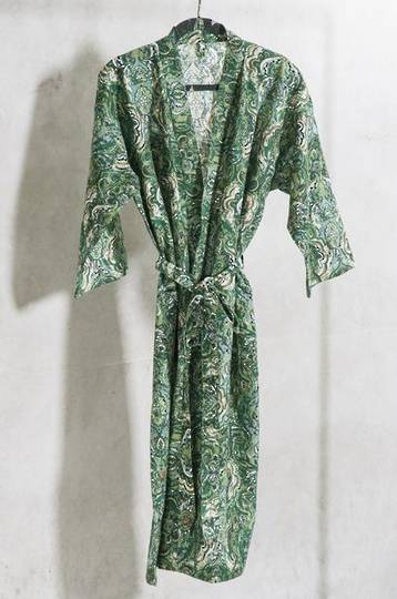 Bianca Lorenne - Riad Emerald Housecoat