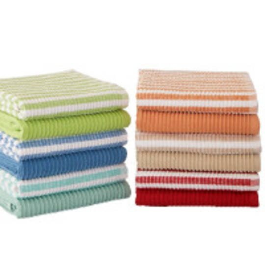 Baksana - Ribbed Tea Towels