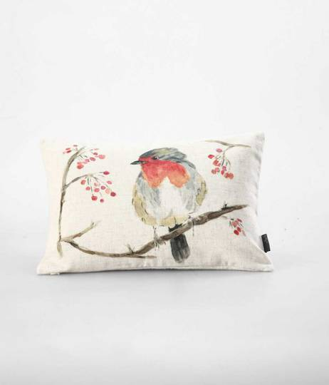 MM Linen - Robin Cushion - ON SALE