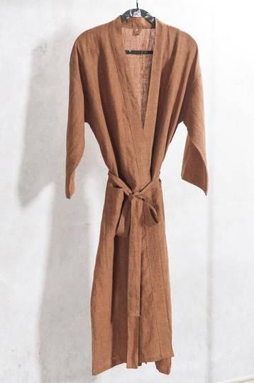 Bianca Lorenne - Sashiko Cinnamon Housecoat