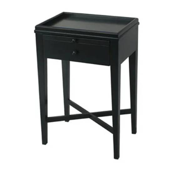 French Country - Saskia Table - Black