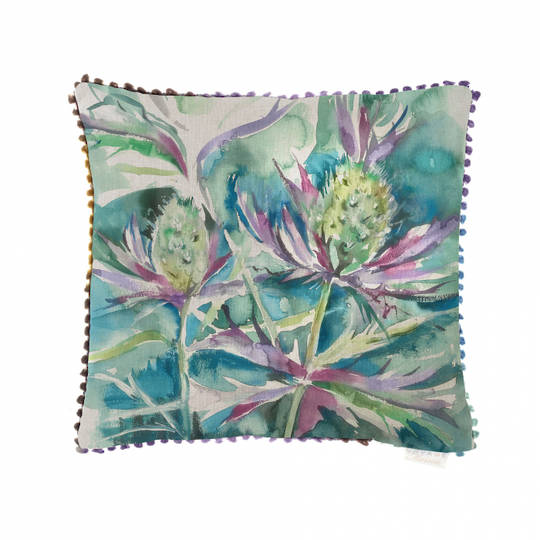 Voyage Maison - Sea Thistle Cushion